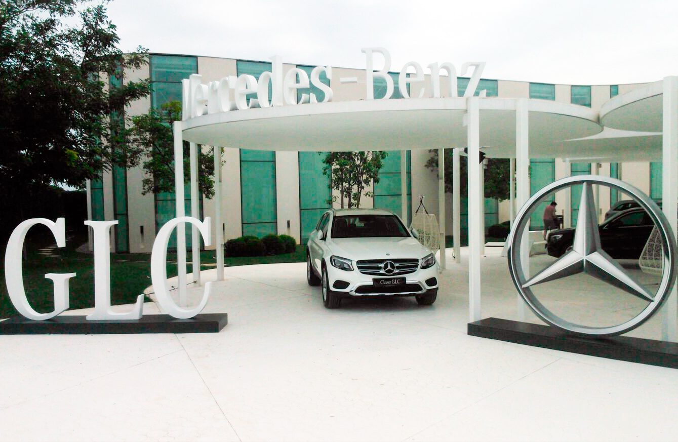 Evento Mercedes Benz