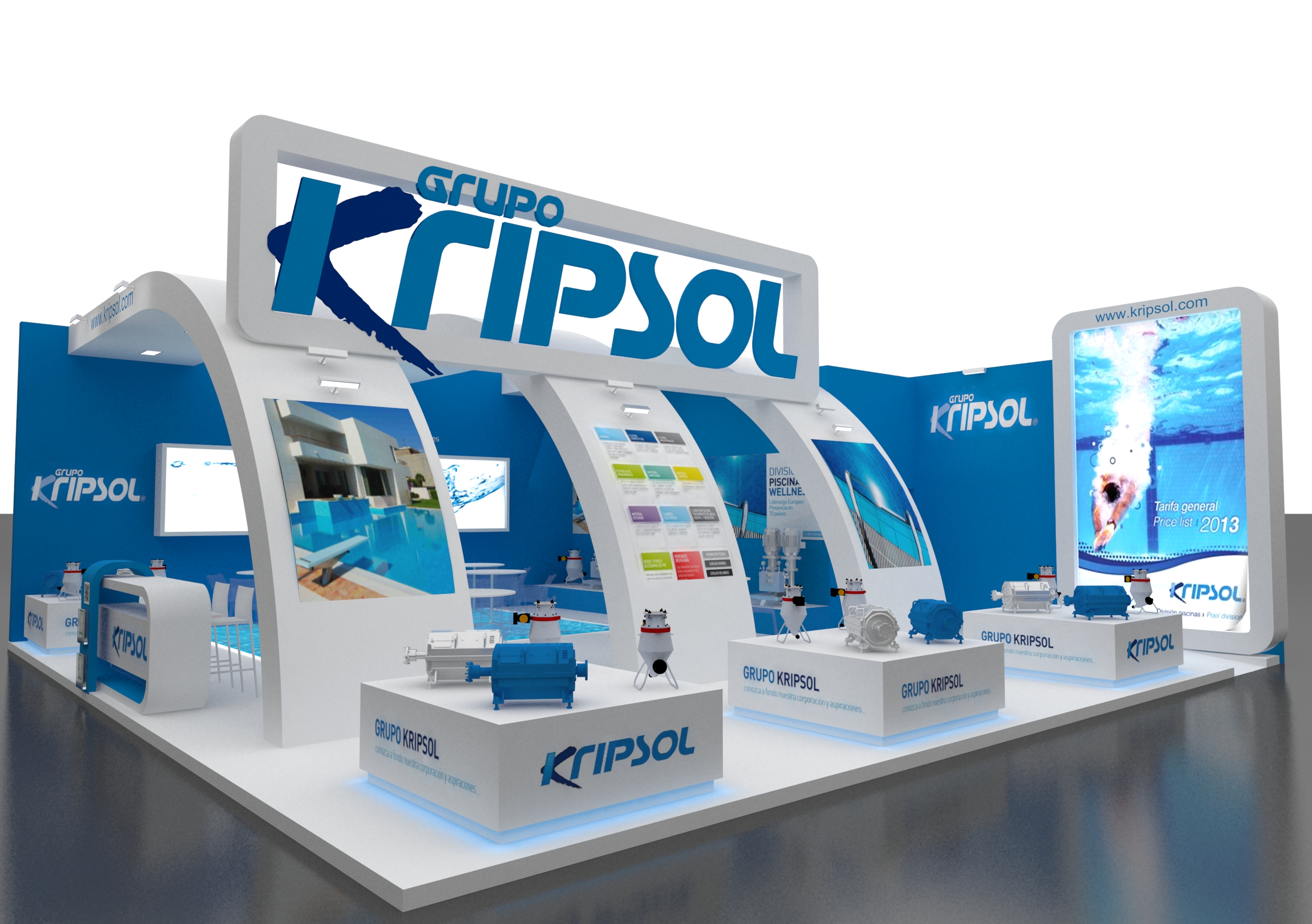 Stand KRIPSOL